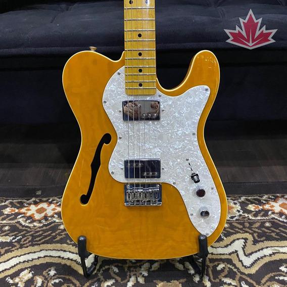 Guitarra Condor Ctx-200 Telecaster Ambar