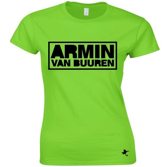 Playera Djs Armin Van Buuren Mod. 01 By Tigre Texano Designs
