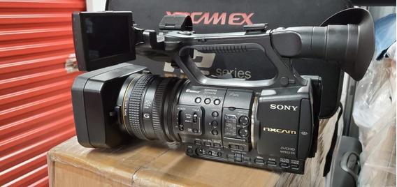 Câmera De Vídeo Profis. Sony Hxr-nx5u Nxcam Envio 10 Dias Ap
