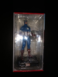 Coleccion Marvel 3d - Salvat #2 Capitan America
