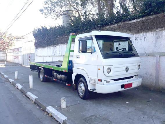 Caminhão Guincho Plataforma Vw 9-150e Delivery 2011