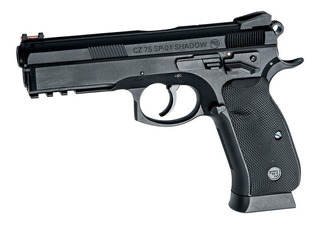Pistola Airsoft Asg Cz Sp-01 Shadow 6mm Resorte - En Palermo