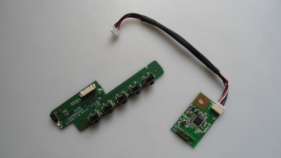Comandos + Sensor + Wifi Philco Ph32b51 Ph32b51dsgwa