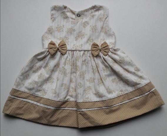 Vestido Infantil Bebê Kit 5 Peças Atacado