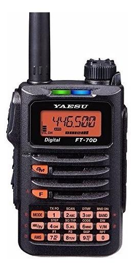 Ft-70dr Ft-70 Transmissor De Mão Digital Analógico Original