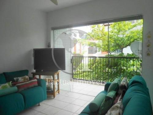Apartamento Com 2 Dormitórios À Venda, 90 M² - Enseada - Guarujá/sp - Ap10542
