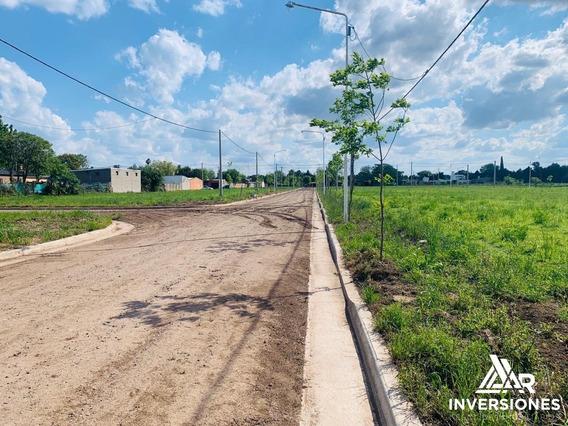 Terreno En Venta - Perez - Barrio Lapachos 2 - Vista Al Campo