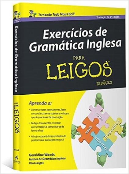Exercicios De Gramatica Inglesa Para Leigos - Alta Books