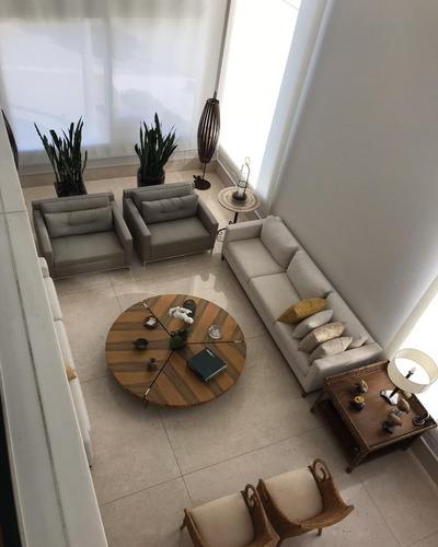 Belíssima Casa A Venda No Condomínio Gênesis 2 Em Alphaville - 2732 - 67736362