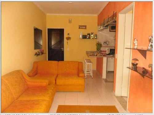 Imagem 1 de 10 de Apartamento Com 2 Dorms, Ocian, Praia Grande - R$ 250 Mil, Cod: 51 - V51