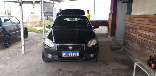 Imagem 1 de 7 de Fiat Siena 2010 1.8 Hlx Flex Dualogic 4p