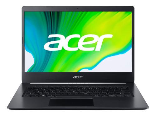 Notebook Acer 14'  Intel Core I5 + 8gb Ram + 256 Ssd + W10