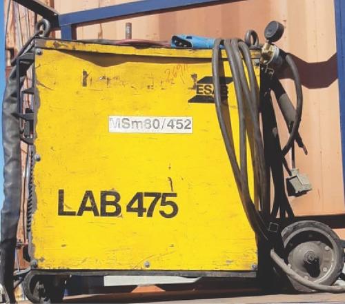 Maquina De Solda Mig Esab - Lab 475 - 2694
