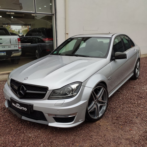 Mercedes-benz C 63 Supercharged Amg 826cv