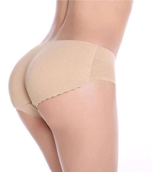 Calzón Panties Con Suave Relleno Para Pompa, Pompis, Gluteos, Postizas