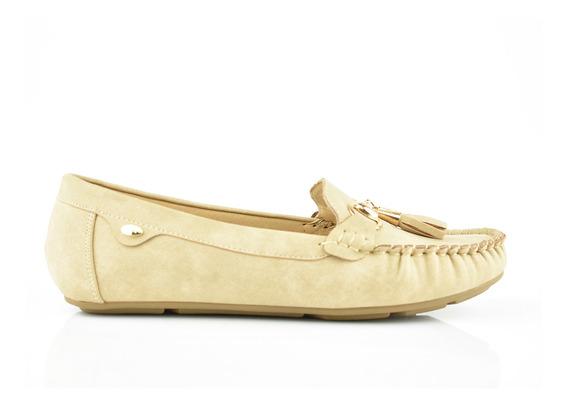 Mocasín De Mujer Lob Footwear 562-9505 Nuevo Oi19