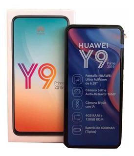Huawei Y9 Prime 2019 128/4gb -270-