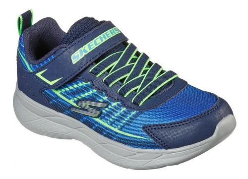 Imagen 1 de 10 de Zapatilla Snap Sprints 2.0 Azul Skechers
