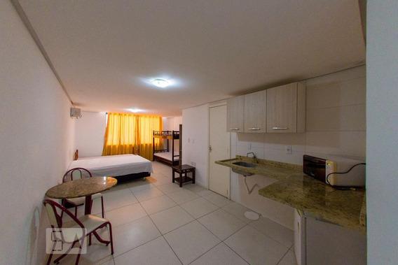 Apartamento Para Aluguel - Centro Histórico, 1 Quarto, 35 - 892999394