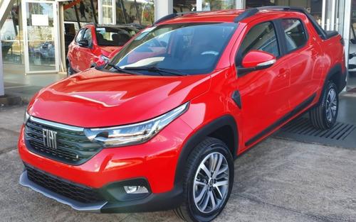 Fiat Strada 0km. 100% Financiado Con Entrega Asegurada  R-