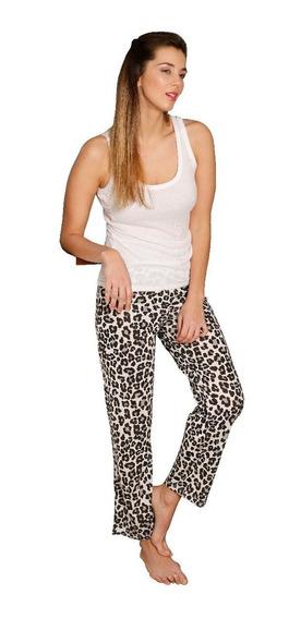 Pantalon Pijama Algodon Liso Estampado Colores Consulte