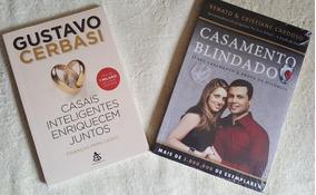 Casais Inteligentes + Casamento Blindado 2 Livros + Brinde