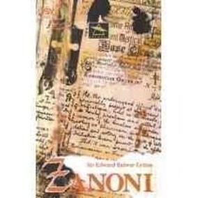 Livro Zanoni Sir Edward Bulwer Lytton