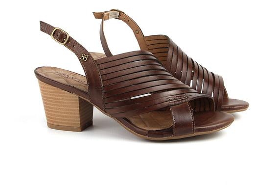 Sandália Sapato Feminina Anabela Perlatto Mod.f1634
