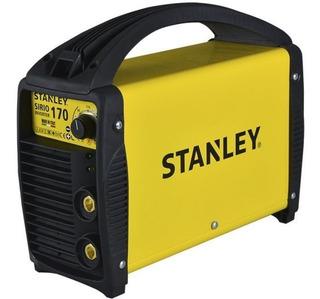 Sodadora Stanley Sirio 170 Inverter 160 Amp