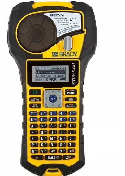 *rotulador Brady Bmp21p + Pilhas + Estojo (promoção)