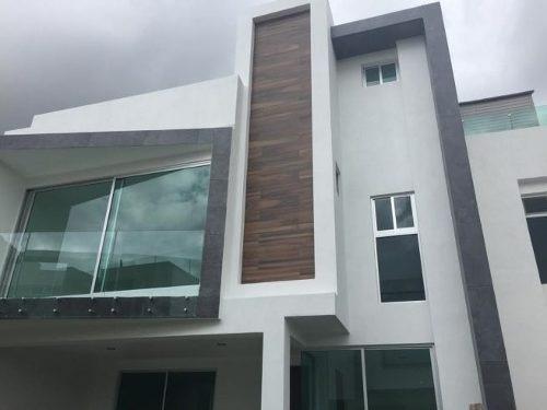 Casa Nueva En Renta En Parque Capellanía