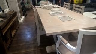 Mesas De Madera Grandes Para Comedor en Mercado Libre Argentina