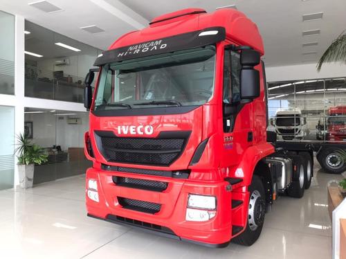 Stralis Hi-road 360 Cv Tractor Ps