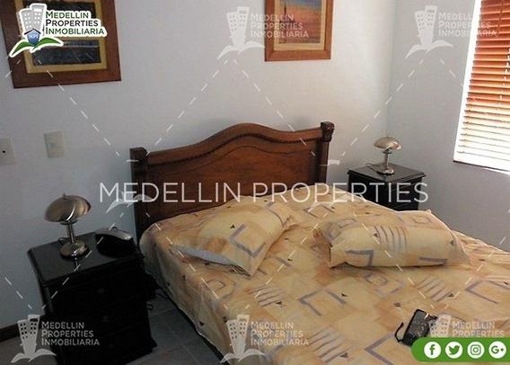 Apartamentos Amoblados Economicos En Medellín Cód: 4218