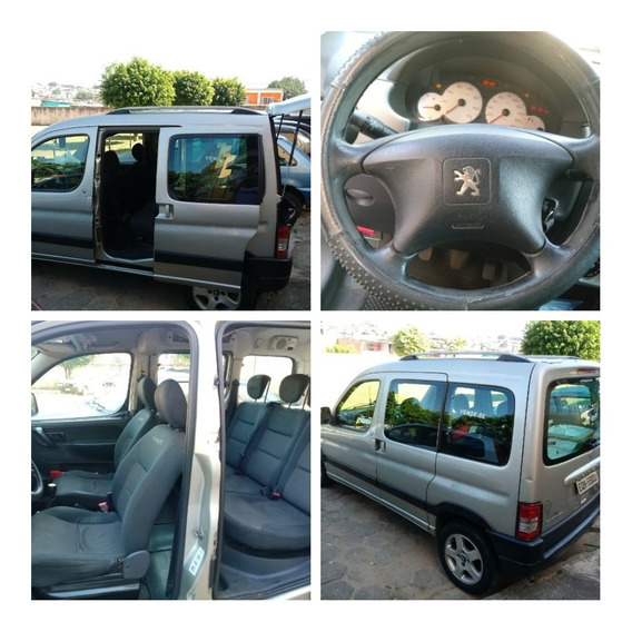 Peugeot Partner 1.6 Escapade 5l Flex 5p 2011