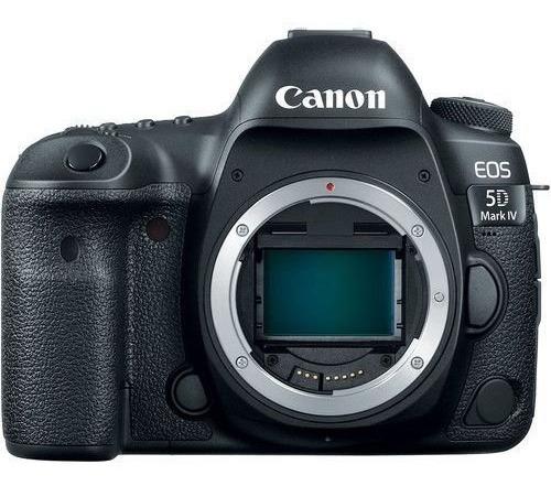 Câmera Canon Eos 5d Mark Iv Somente Corpo + Nf E Garantia
