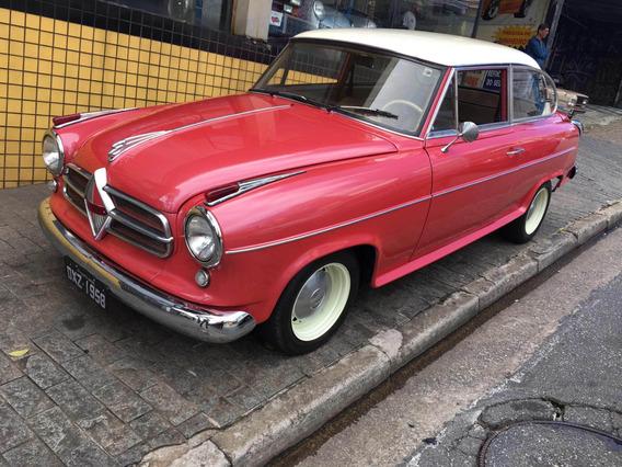Alfa Romeo Gtv Borgward Isabella 58 Nao Belair Coupe Mustang