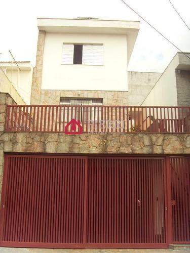 Próximo Ao Shopping Pirituba - Sobrado 5 Dormitórios - 3737