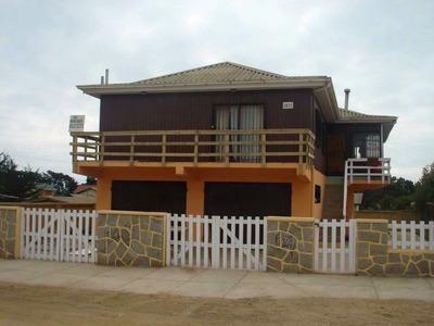 Casa De Playa 12 Personas (punta De Tralca)
