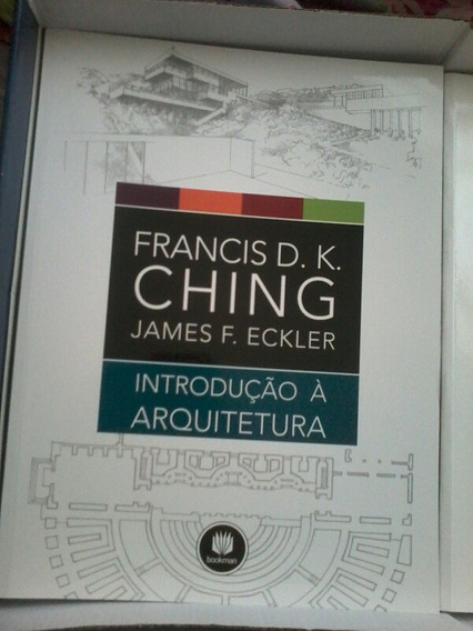Kit Livros De Arquitetura