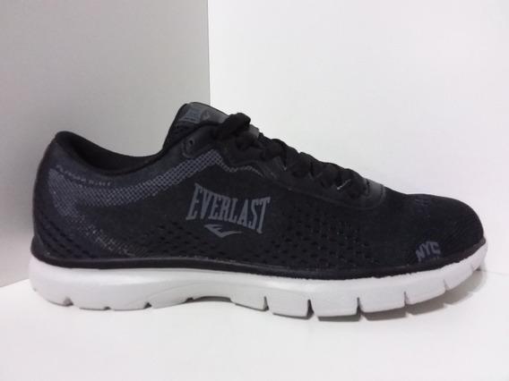 Tenis Everlast Flashlight Preto Ref : Elm 147 A