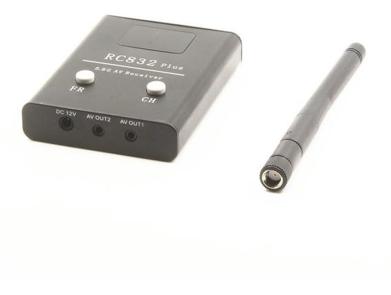 Receptor Rc832 Ch48 Plus 600mw 200mw Boscam Sem Fio Drone