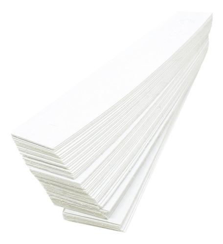 1000 Cartelas Tags De Papel Para Pulseira 22 X 4 Cm