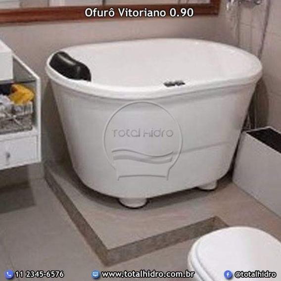 Ofurô Vitoriano Individual P/ Imersão S/ Hidro 90x70x60!!!
