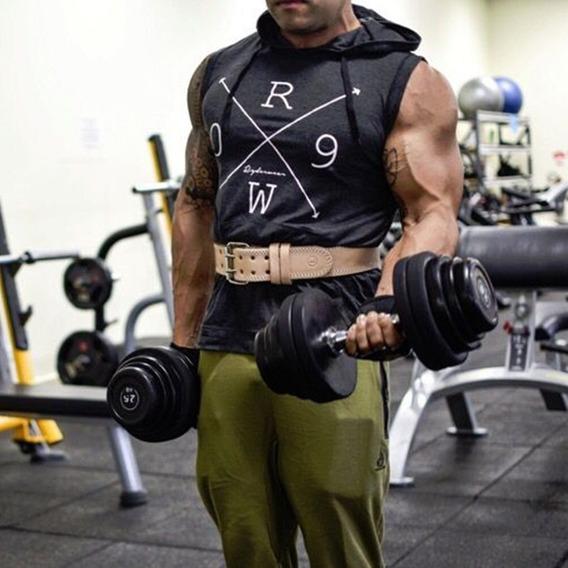 Playera Sin Mangas Gym Camiseta