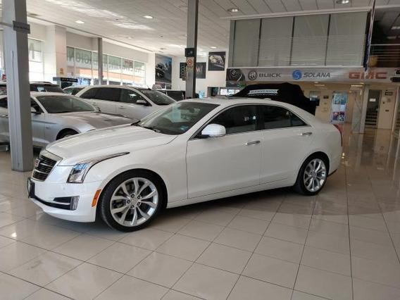 Cadillac Ats 4p Sedan L4/2.0/t Aut