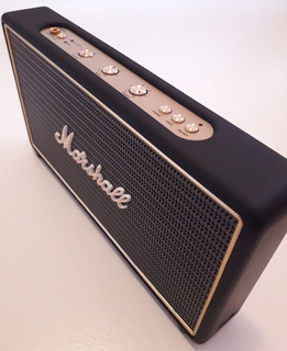 Parlante Portatil Marshall Stockwell 27w Rms