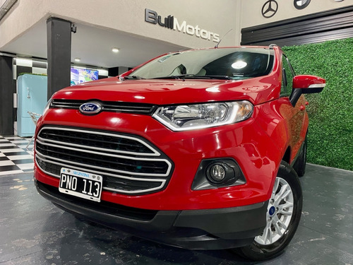 Ford Eco Sport 1.6 Se 4x2 2016