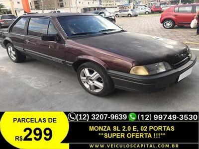 Chevrolet Monza Sl 2.0 4p