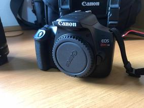 Canon Eos Rebel T6 + Lentes + Mala
